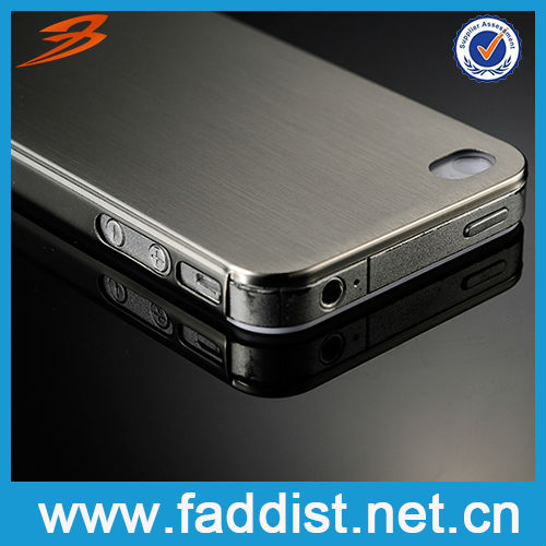 Cheap Aluminum Hard Phone Cases for iphone 4 4s Ultra Thin