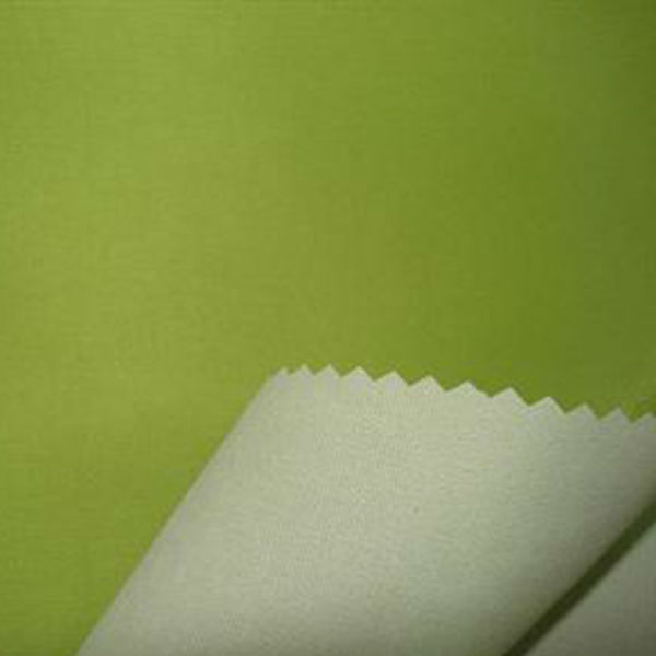 170T taffeta fabric silvery coated for unbrella