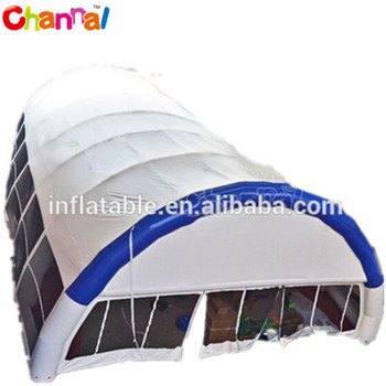 Large inflatable tent, inflatable event tent,inflatable tennis tent for business