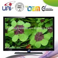 55'' BLACK 1080P FLAT PANEL SCREEN LCD TV CHEAP PRICE FOR INDIA MARKET