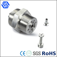Custom High Demand Precision Motorcycle Spare Stainless Steel CNC Precision Machining Parts