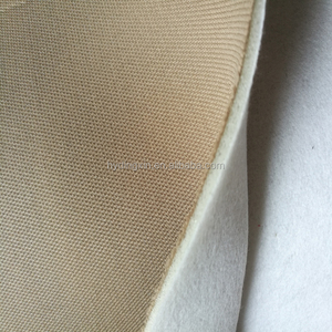 Sponge bonded upholstery fabric and Car headliner /Roof Fabric