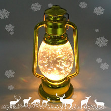 Led Glitter Hanging Christmas Lantern Sale In the Philippines