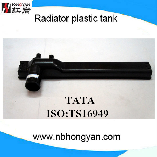 Engine for tata with radiator plastic tank pa66 gf30