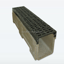High quality Resin concrete water drainage channel