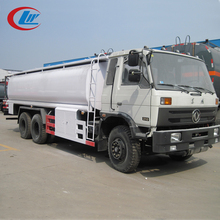 DONGFENG 210hp 25CBM diesel fuel tank truck oil tanker lorry for sale