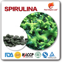 Bio products Herbal Tablets Manufacturer of Natural Spirulina Tablets 250mg/300mg/500mg