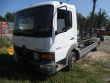 Mercedes Benz 815 chassis truck
