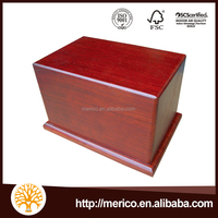Provide the VISTA Cheapest Wood Veneer Adult Urn For Ashes