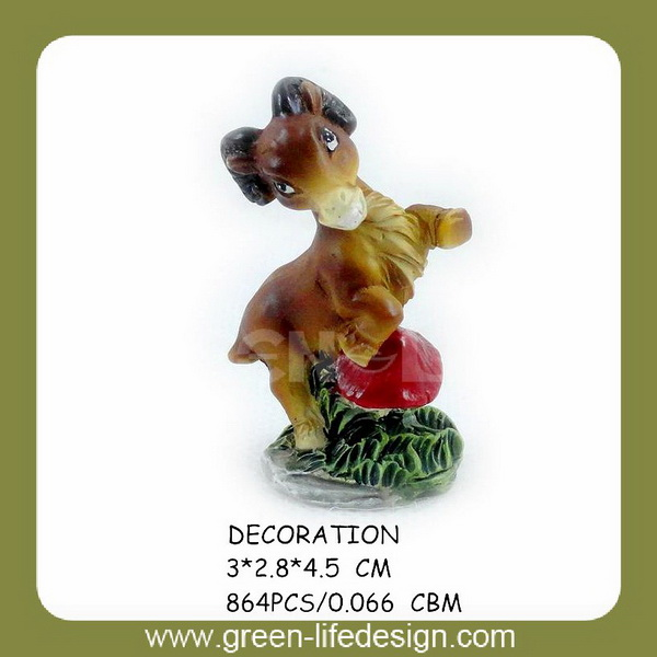 New product animal figurines cartoon animal