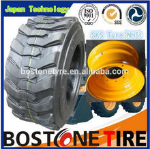 High quality unique 10x16.5 12x16.5 skid steer tire