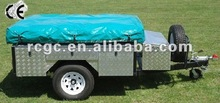 aluminum plates travel trailer with camping trailer kitchen