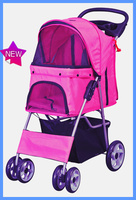 Factory Direct Sale Oxford Fabric Pet Dog Stroller