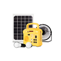 The cheapest small portable home solar power system, solar generator for African Indian market