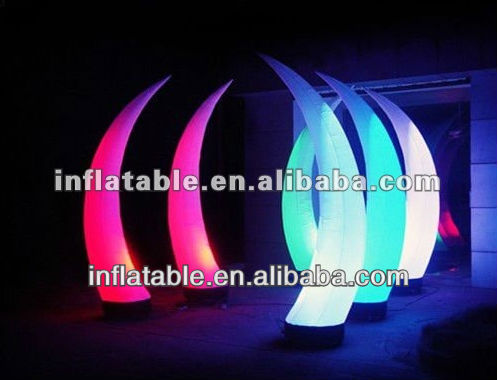 Colorful Inflatable Led Diwali Lights,inflatable lighting decoration
