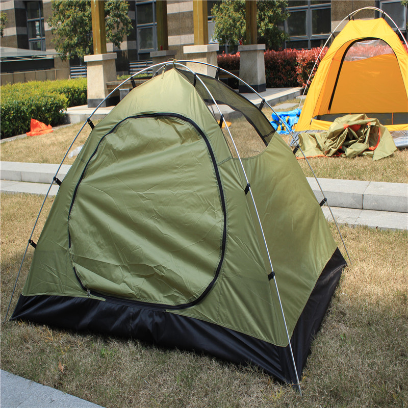 2015 large dome army camping sound proof tent on hot sale