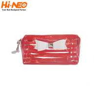 Hot selling top quality fashion designed waterproof handbag tote trendy makeup cosmetic bag pouch portable