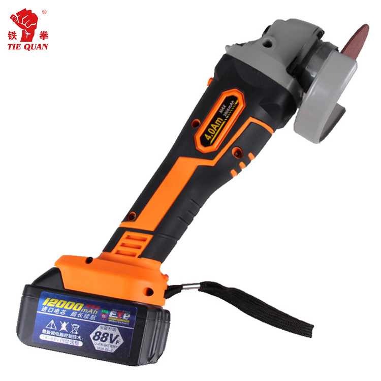 Hot sale eletric brushless 21V cordless angle grinder
