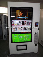 book&T-Shirt&sports&vending Machine with large Touch screen(LG&Samsung) LV-205Y-55