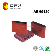 OEM PCB electronics Anodized custom aluminum extrusion enclosure