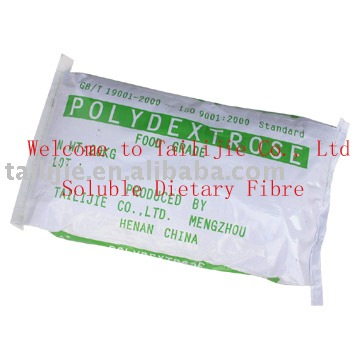 Polydextrose soluble dietary fibre