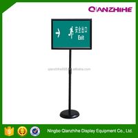 2016 display advertising boards safety sign board