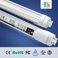 UL DLC listed 35w No infrared no UV No attract insects T8 integrated LED tube lights retrofit 8feet fluorescent tubes
