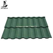 Popuar Style solar roof tiles and roofing bond tile new structure of stone coated roofing tiles