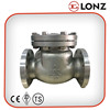 API Stainless Steel 316 Flanged Swing