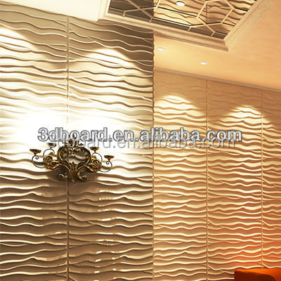 popular supplier decorative pvc plastic type 3d wall art panels 3d brick wall paneling for sale