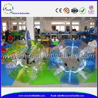 Crazy sport inflatable human sized hamster ball for kids BB-M7038