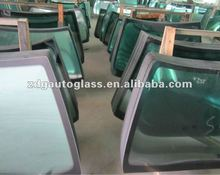 car glass auto window / laminated front automotive glass