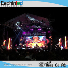 Perfect visual equipment P6 SMD Full Color Outdoor Stage LED Display screen price