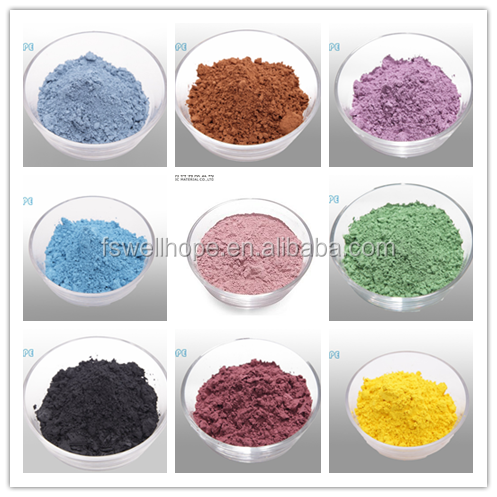 Ceramic Luster products Dark Grey pigment powder Sb Sn specialize in ceramic pruducing