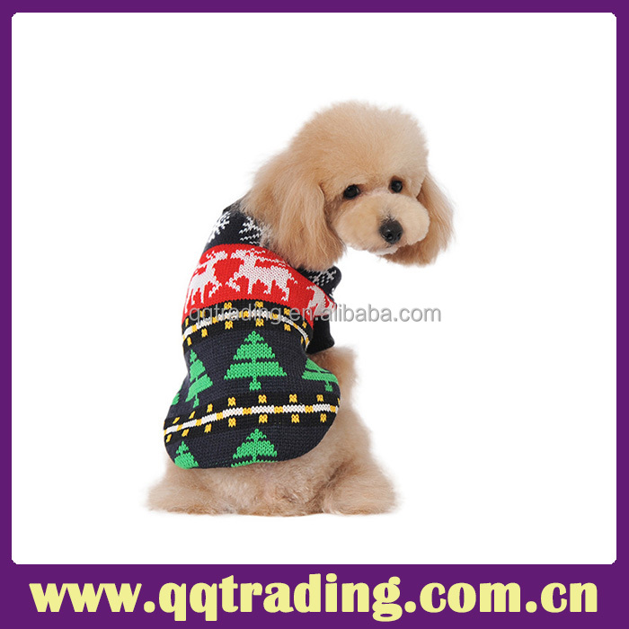 Low MOQ New Fashion Best Selling Designer Christmas Dog Costumes