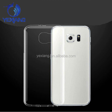 Whole transparent surface soft tpu case cover for samsung s5 made in China