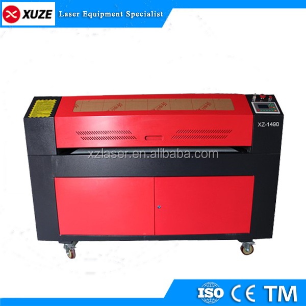 Chinese Laser Engraving Machine applicable in Leather industry