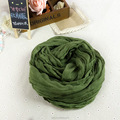 Best Factory price Cotton Scarves kinds of color for choose