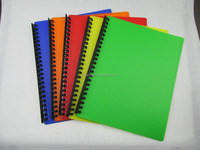 A4 23 HOLES Display Book/ Clear Book/Spiral Book