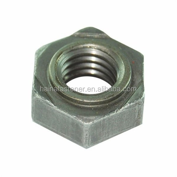 High quality aluminum weld nut, weld nut m20