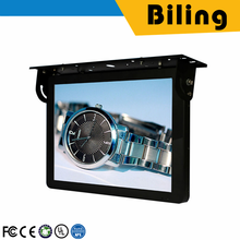 19 Inch DC 24V Network Wireless 3G WIFI HD Ad LCD Bus Screen