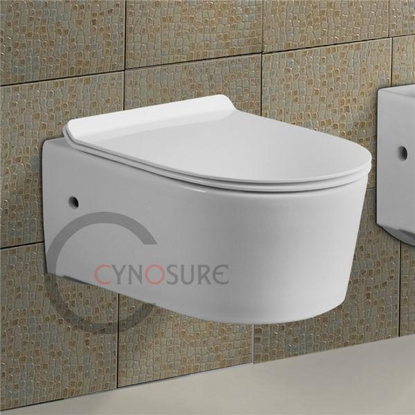 Mini serie a grade nieuw ontwerp muur hing wc keramisch sanitair toilet voor kleine - Kleur muur wc ...