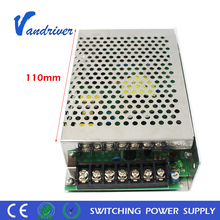 S-60-12 12V 5.00A 60W IP20 LED switching power supply with CE RoHS certification
