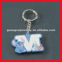 fashion key chain customized keychain hardware