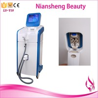 Stationary 808nm Diode Laser Permanent Fotoepilace Hear Removal Machine