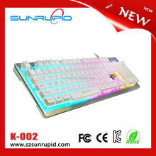 Latest Design High Quality Digital Printing Heat Transfer Computer Keyboard And Mouse K-002