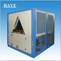 FUSHENG Compressor air cooled industrial water chiller