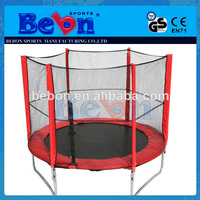 Best sale cheap outdoor 4m big trampoline with enclosure