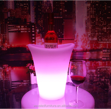 Hot selling 16 colors changing waterproof led ice bucket for sale