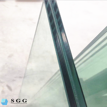China PVB film interlayer safety clear laminated glass company
